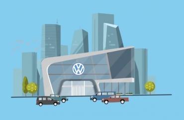 Volkswagen Ticari - D-Motion